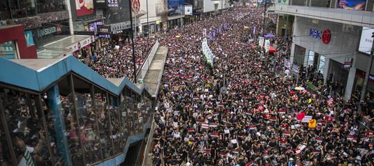 Perché si protesta a Hong Kong?