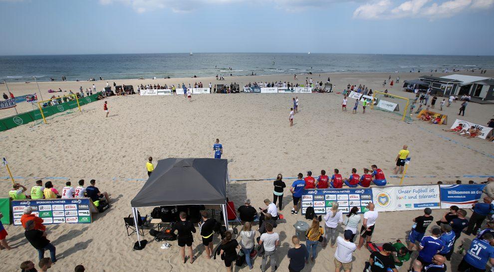 Beach Soccer, a Napoli la Poule Scudetto femminile: i dettagli
