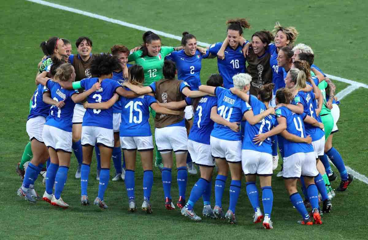 Nazionale femminile, un mondiale da ricordare