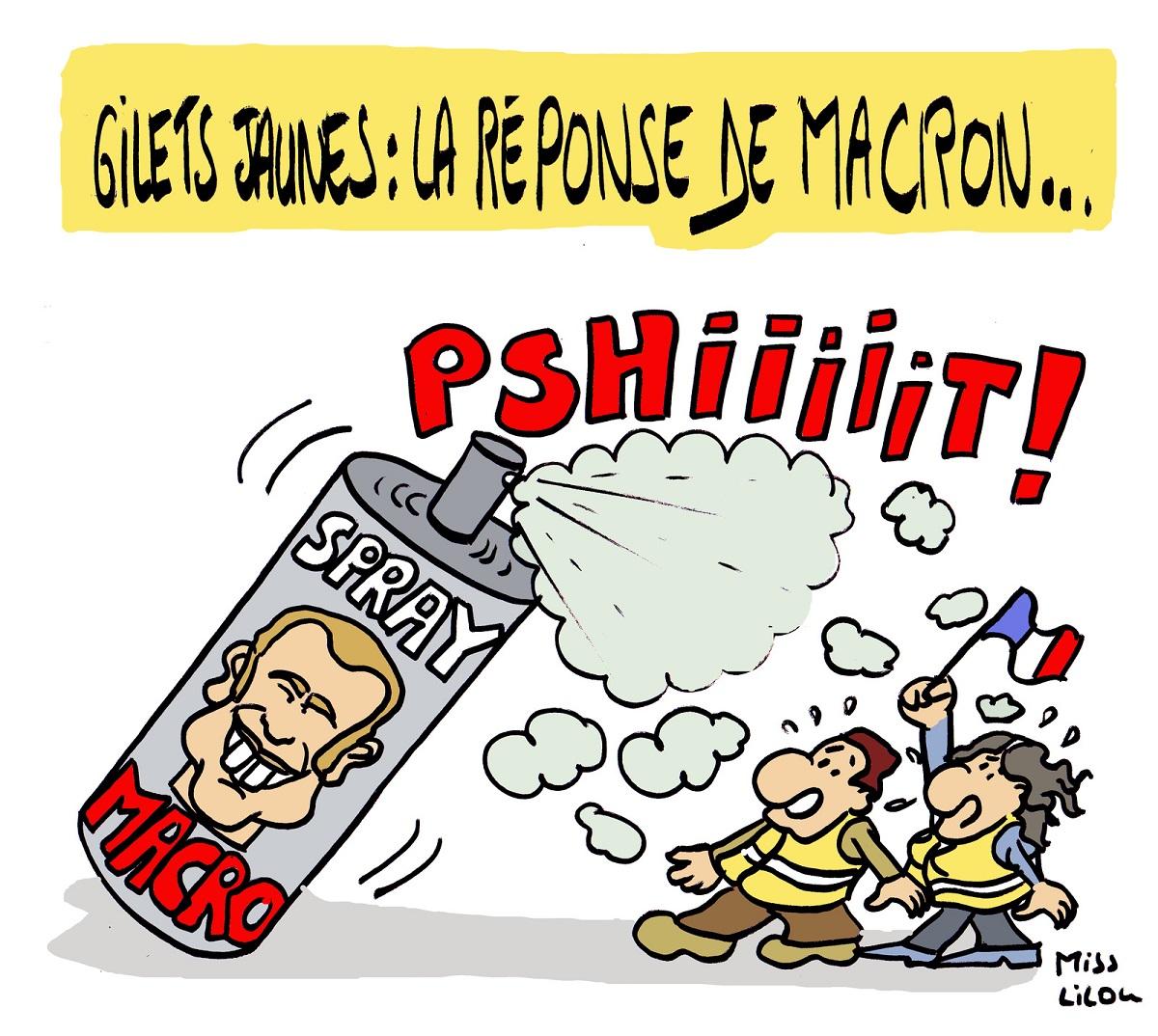 Macron ENA