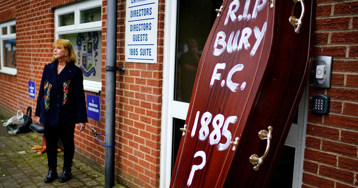 Inghilterra, primo di tanti Bury FC?