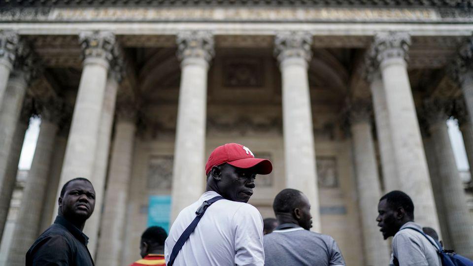 Gilets Noirs: un movimento d'emancipazione politica e umana