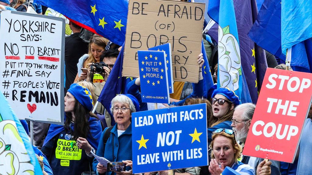 Brexit: gli effetti di un'uscita senza accordo
