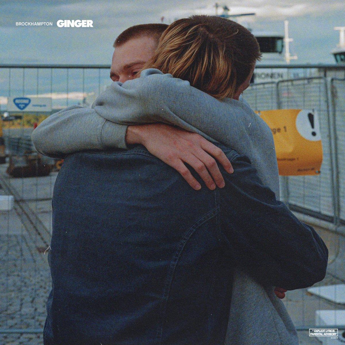 Brockhampton Ginger dischi luglio agosto 2019