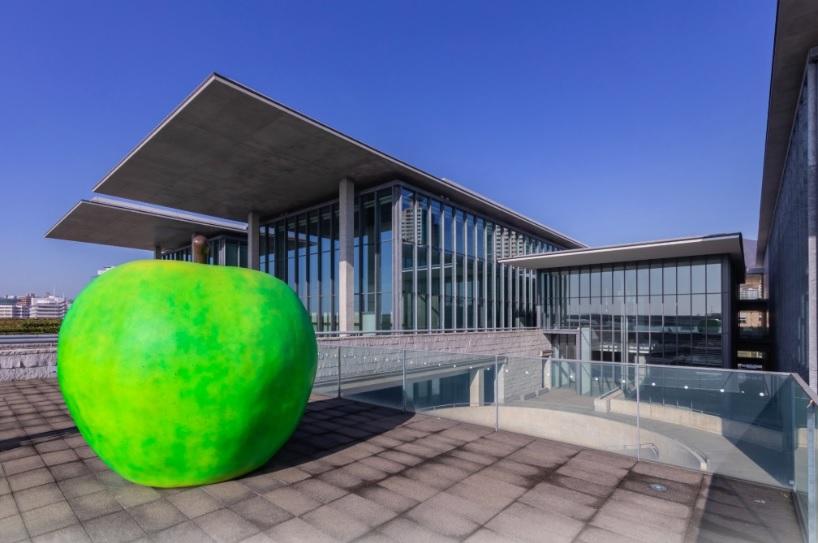 Tadao Andō: toccare una mela verde per vivere cent'anni