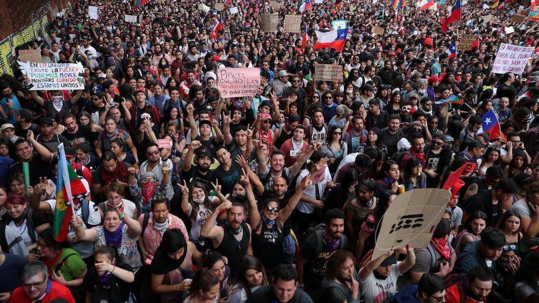 Cile: quali sono le vere ragioni delle proteste