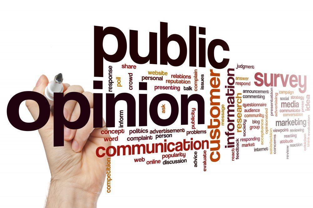 Sememeotica, parte ottava: l'opinione pubblica online
