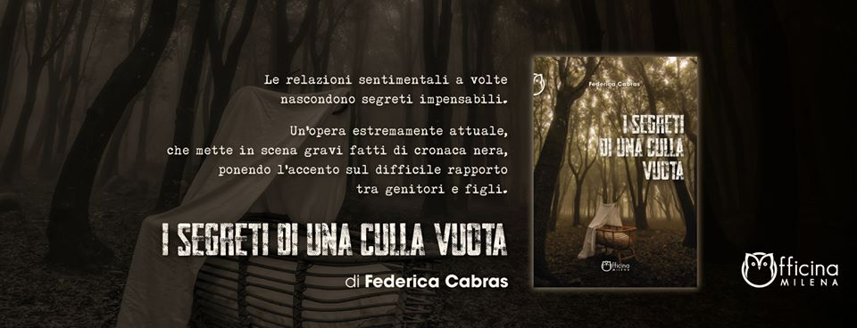 I segreti di una culla vuota: un thriller di Federica Cabras