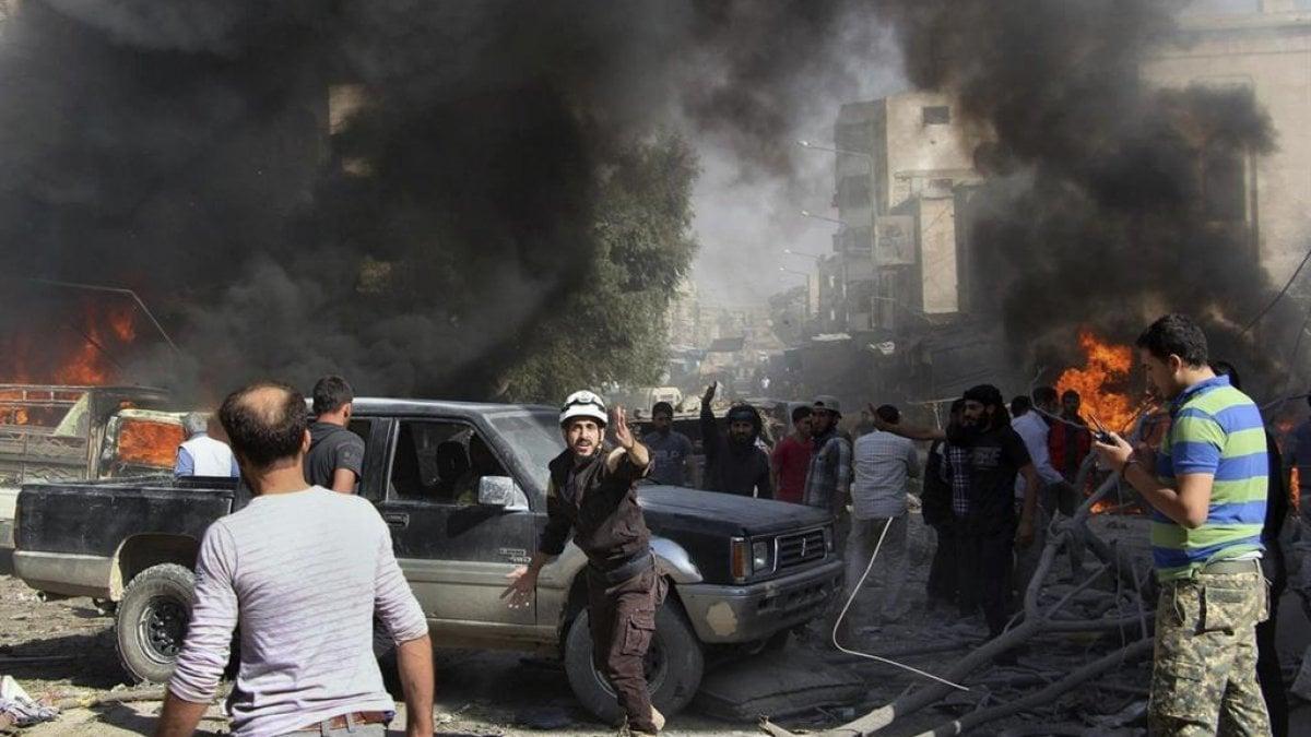 Idlib, Siria. Nel crocevia dello scacchiere geopolitico