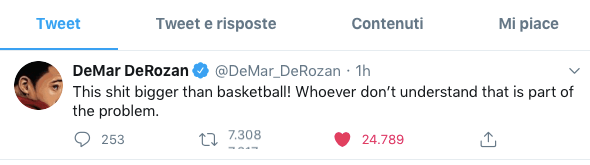 NBA e razzismo