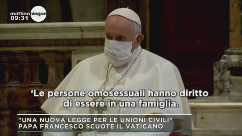 Papa omosessuali