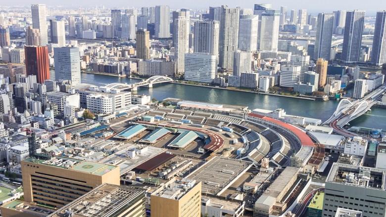 il mercato Tsukiji