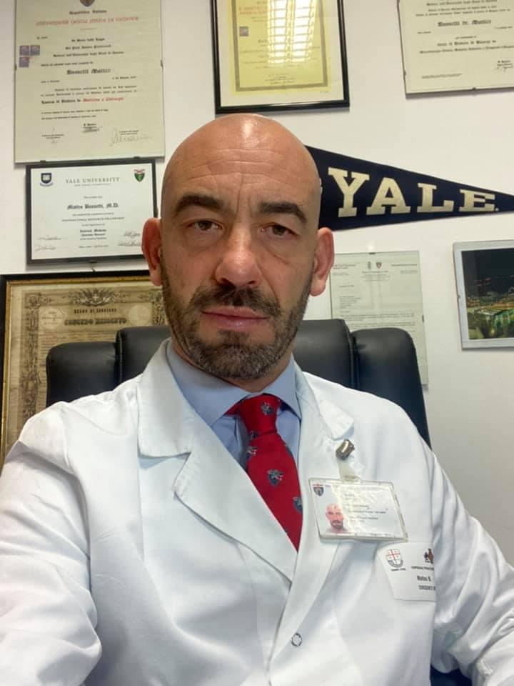 Matteo Bassetti: tutti corrono verso il vaccino, ma l'Italia cammina