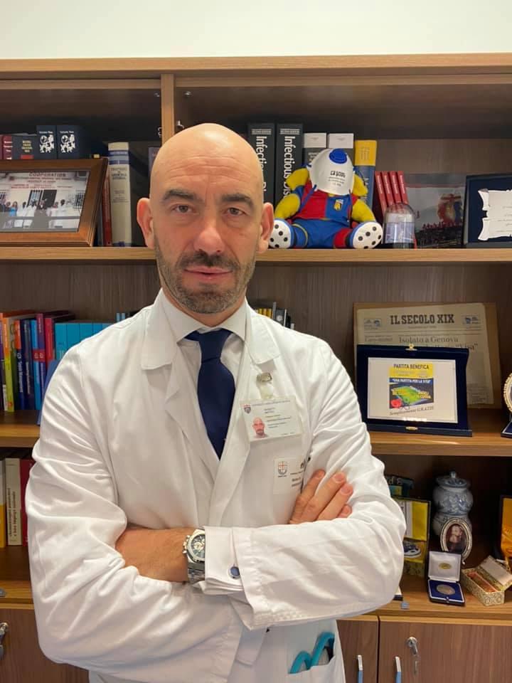 Matteo Bassetti: troppa ignoranza e ideologia intorno ai vaccini
