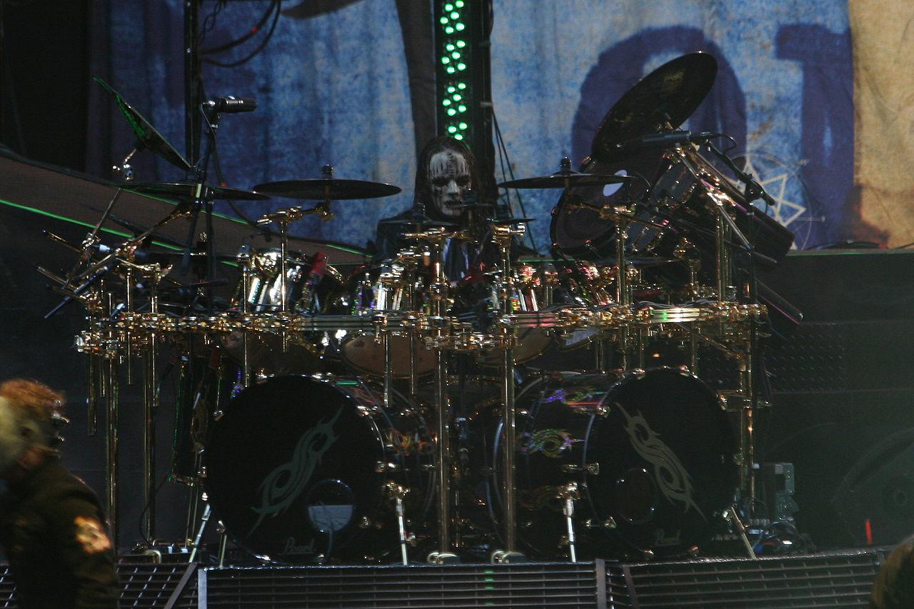 Joey Jordison, addio all'ex batterista degli Slipknot