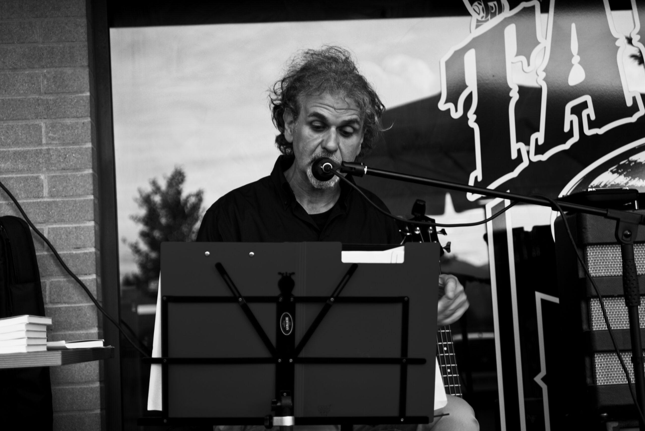 """theWise incontra lo """"sguardo blues"""" di Marco Di Grazia"""