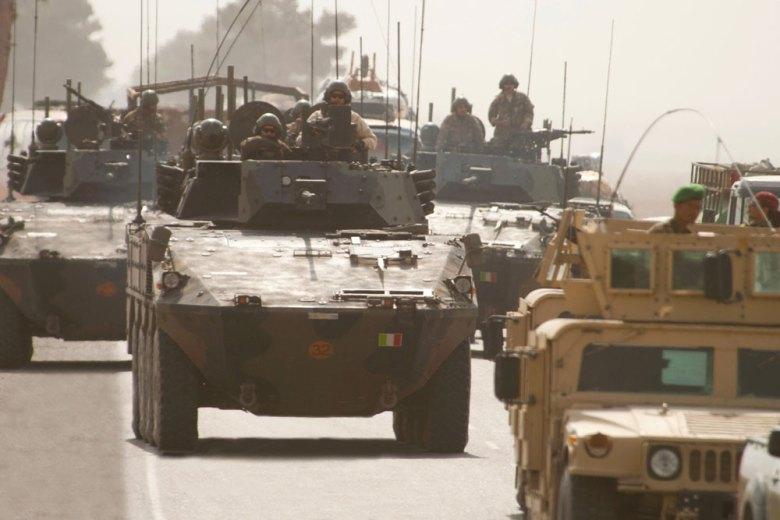 afghanistan dopo venti anni
