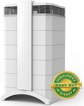 Buy IQAIR HealthPro Plus air purifier on Amazon