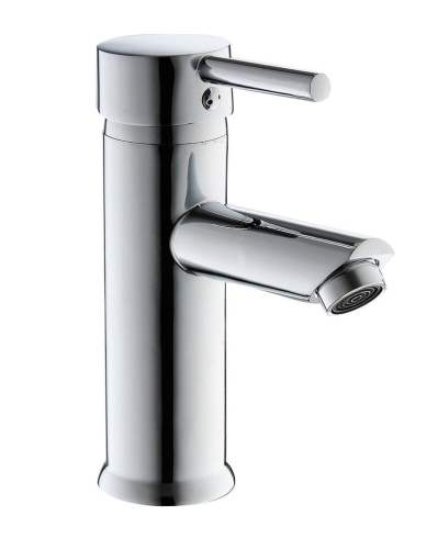Greenspring Single Handle Bathroom Sink Faucet Stainless Steel Basin Mixer Taps,Chrome Finish-best bathroom faucets by The Wiser Buyer