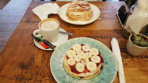 breakfast & brunch in porto diplomata