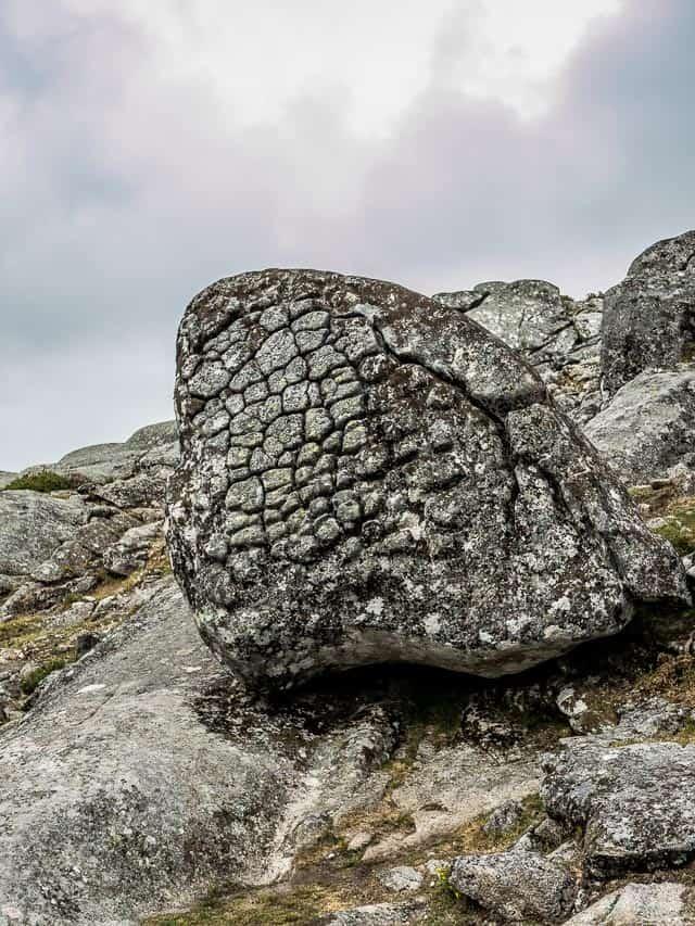 arouca geopark - pedras boroas
