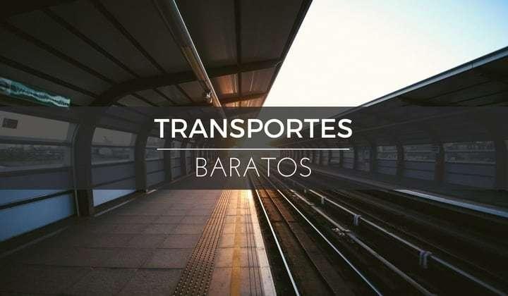 recursos de viagem transportes baratos