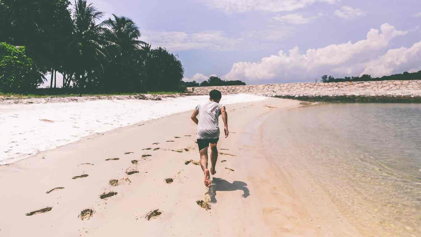 running-away-slider