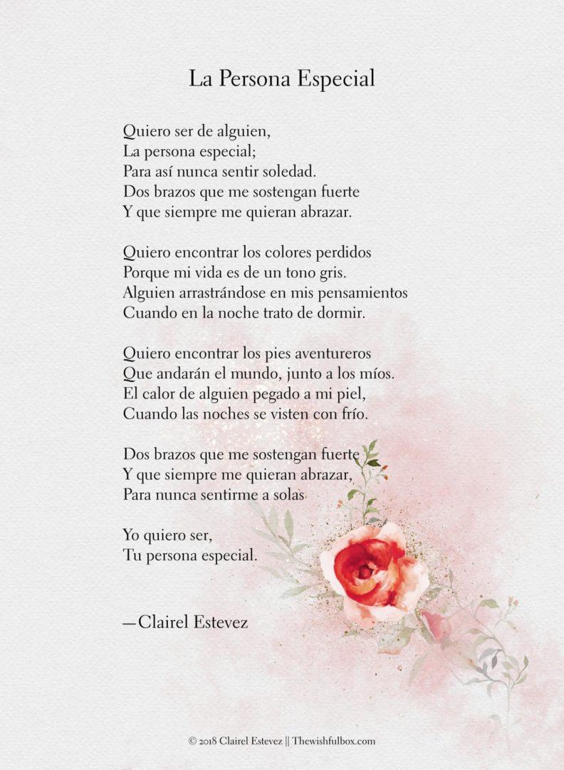De San Poemas Valentin Espanol En