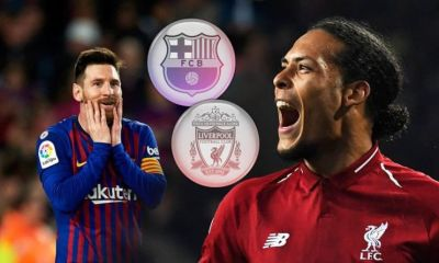 Virgil and Messi