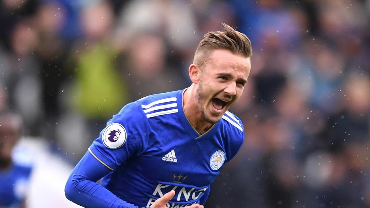 James-maddison