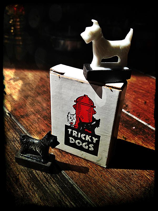 Tricky Dogs