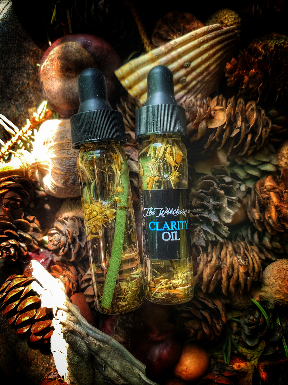 Clarity Oil