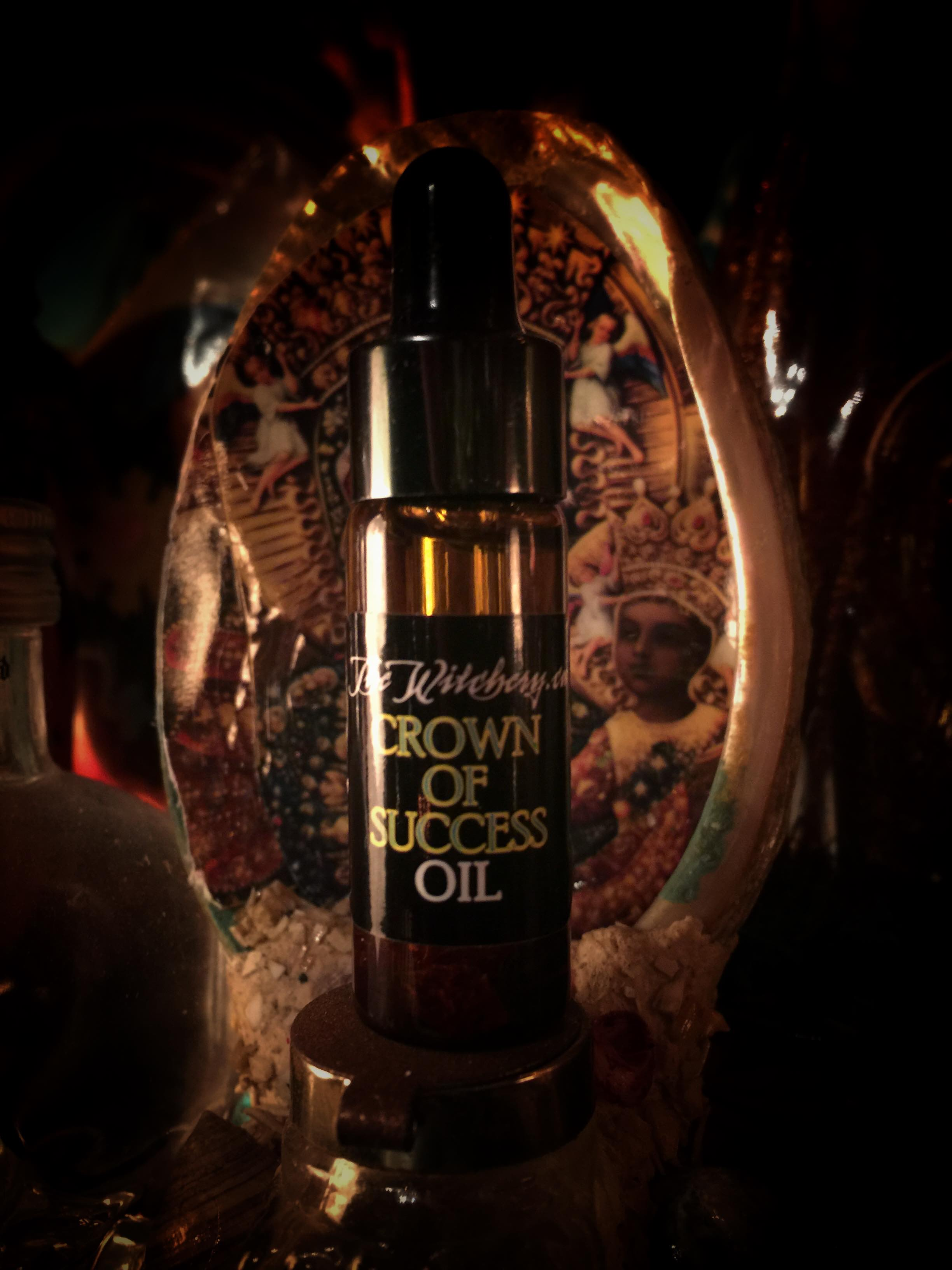 Crown Of Success Oil | TheWitchery Ca
