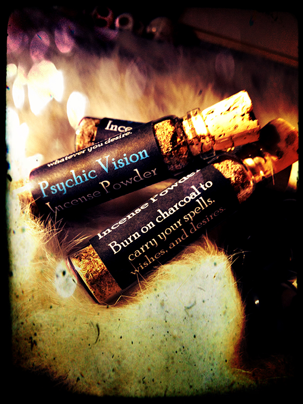 Psychic Vision Incense