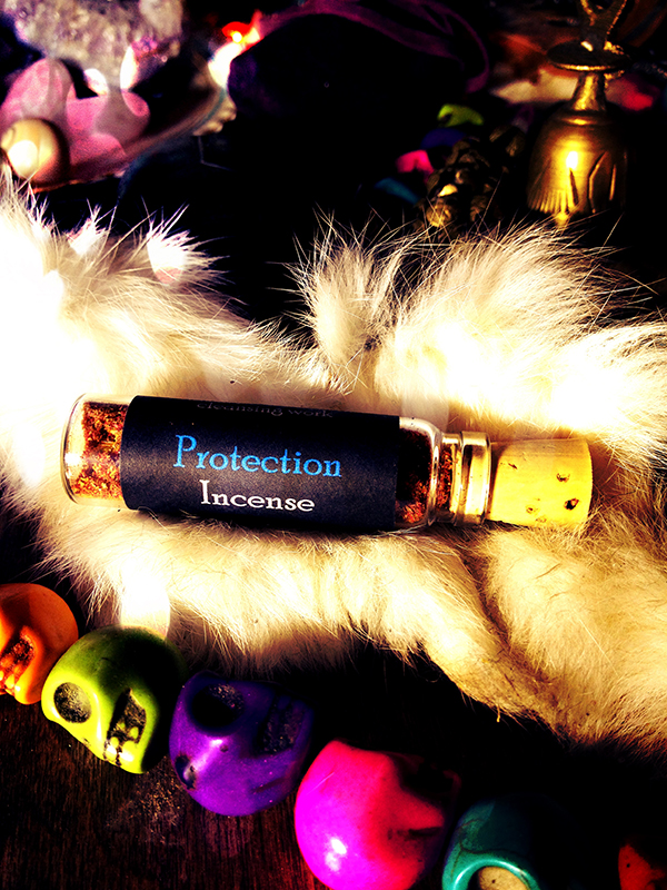 Protection Incense