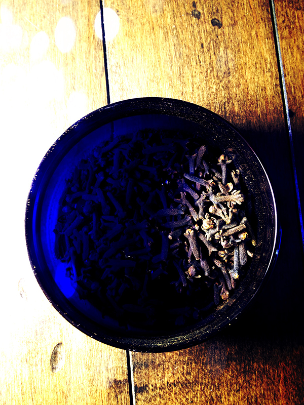 Witches Herbs Cloves