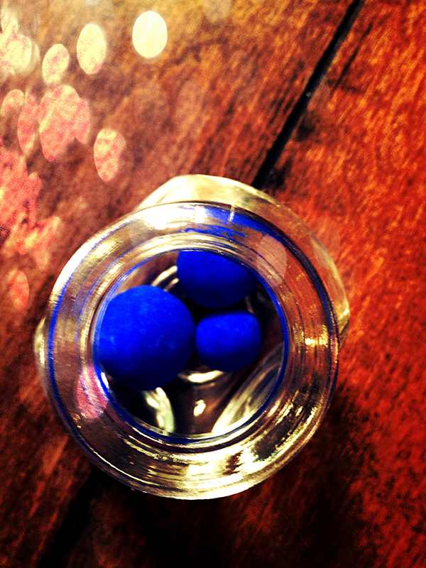 Blueing Balls / Luck Balls / Blue Balls