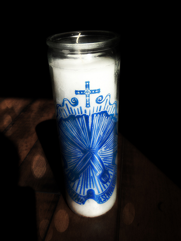 Uncrossing Vigil Candle