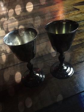 Vintage Altar Cup