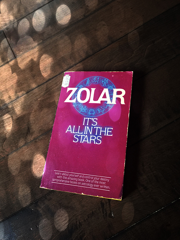 Vintage Occult Its all in the stars
