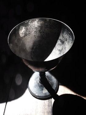 Vintage Silver Altar Chalice