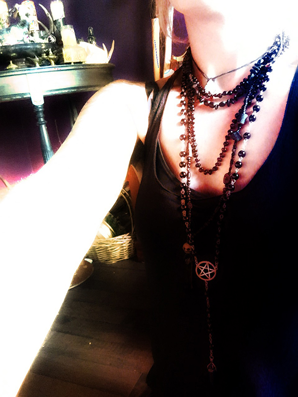 Witches Rosary