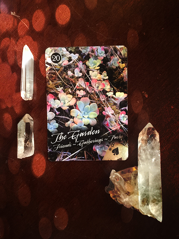 The Witchery Oracle Lenormand