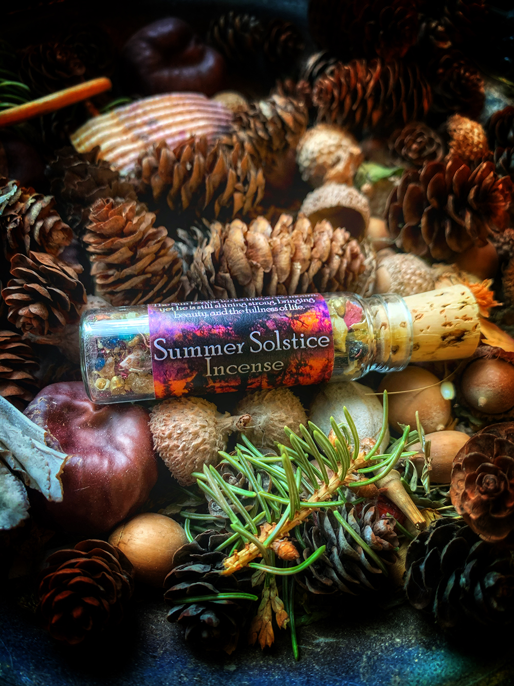 Summer Solstice Incense