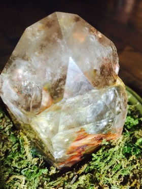The Impressionist Quartz Mountain