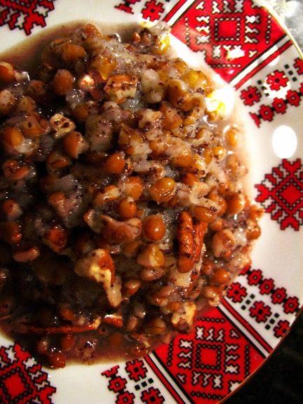 Kutia Halychanka Organic Wheat