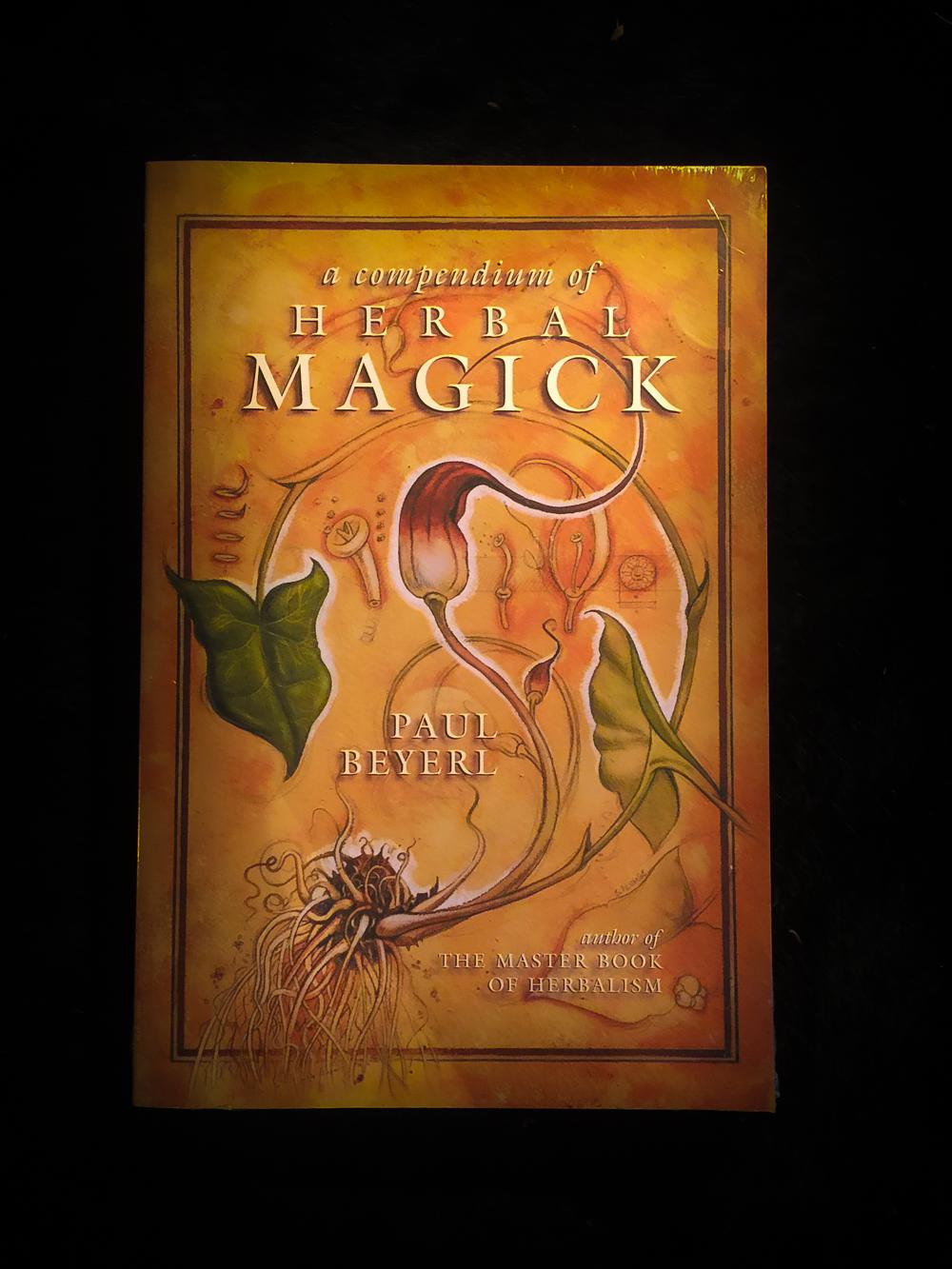 Compendium of Herbal Magic