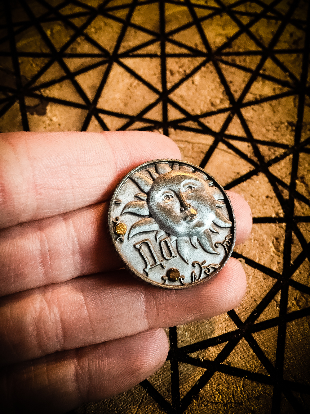 Russian Fortune Telling Coin