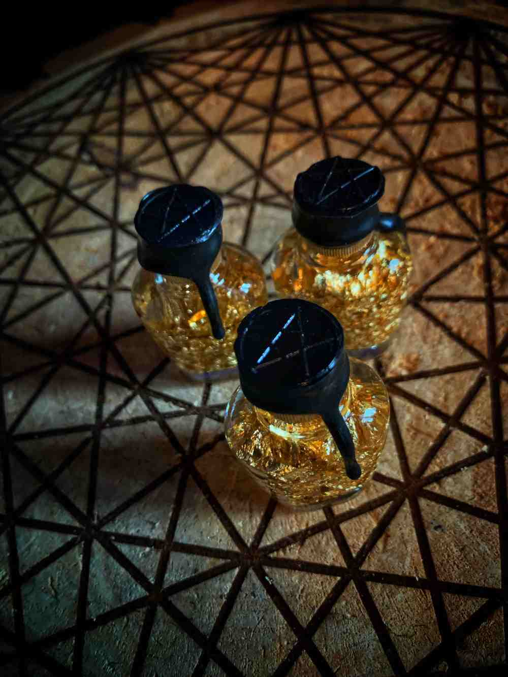 Gold Flake Anointing Liquid