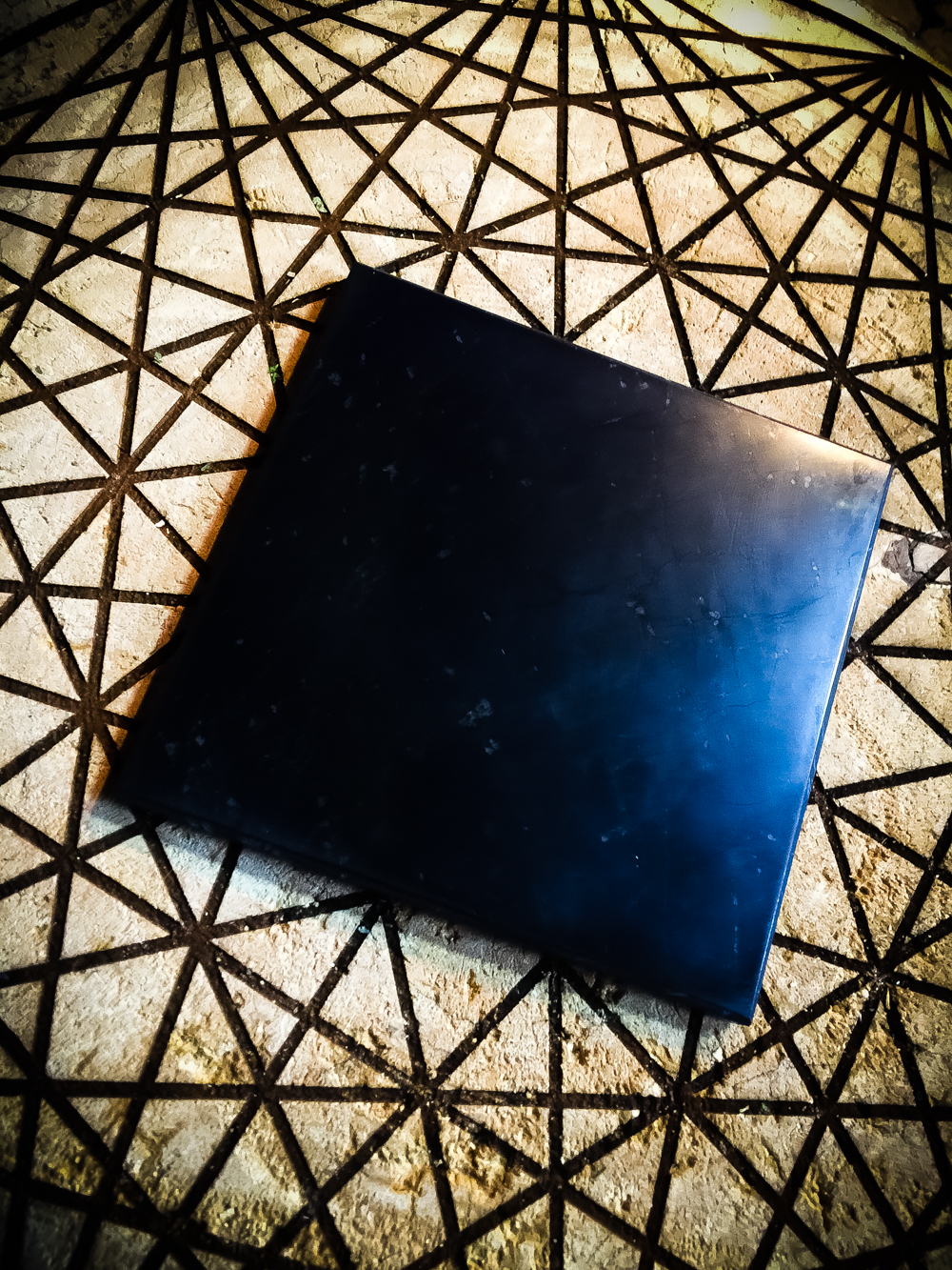Shungite Witches Charge Tile